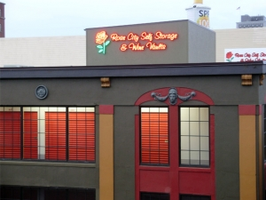 Image of Rose City Self Storage & Wine Vaults Facility on 111 SE Belmont St  in Portland, OR - View 3