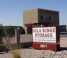 Gila Ridge Storage