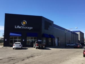 Image of Life Storage - Chicago - West 30th Street Facility at 3245 West 30th Street  Chicago, IL