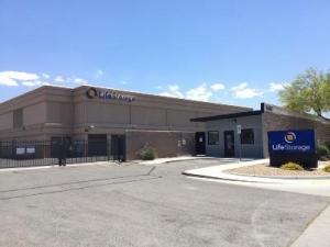 Life Storage - North Las Vegas - Berg Street