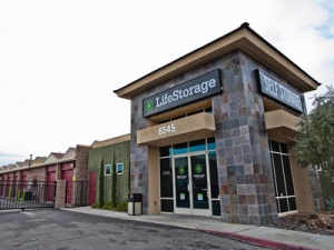 Life Storage - Las Vegas - 6545 West Warm Springs Road