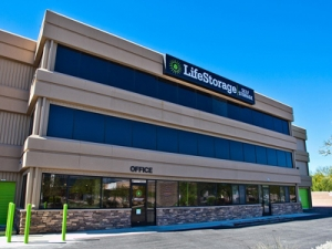 Life Storage - North Las Vegas - West Rome Boulevard
