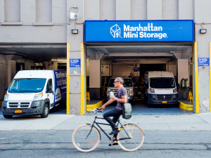 Manhattan Mini Storage - Chelsea - 510 West 21st Street