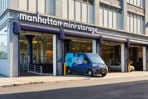 Manhattan Mini Storage - West Side Highway - West 44th Street - Photo 1