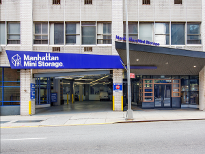 Manhattan Mini Storage - Upper East Side - East 62nd Street