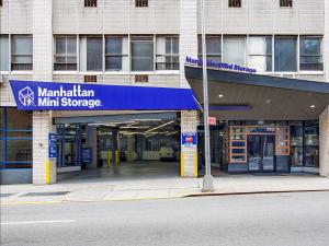 Manhattan Mini Storage - Upper East Side - East 62nd Street