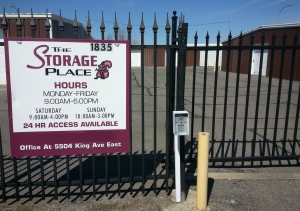 The Storage Place - Lampman