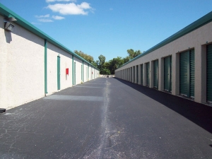 Image of Extra Space Storage - West Palm Beach - 2300 N Military Trail Facility on 2300 North Military Trail  in West Palm Beach, FL - View 2