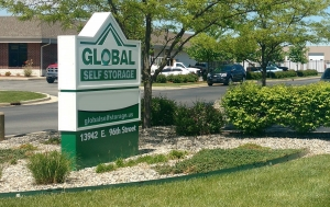 Global Self Storage - Fishers Facility at  13942 East 96th Street, Mccordsville, IN