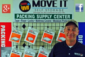 Move It Self Storage - Rodd Field