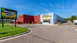 Image of StorageMart - Frontage Rd & Hwy 169 Facility on 5525 State Hwy 169 Service Dr N   in Plymouth, MN - View 3