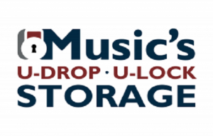 Music's U-Drop U-Lock Storage