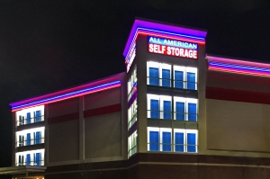 All American Self Storage - Mansfield - 50 Wood Avenue