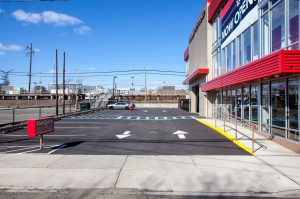 Image of StorQuest - Westbury / Railroad Facility on 401 Railroad Avenue  in Westbury, NY - View 2