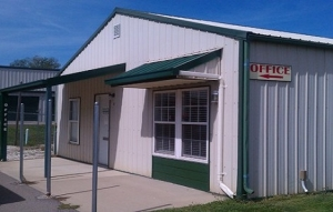 Crestline Storage Facility at  13621 Gilman Road, Lansing, KS