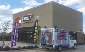 The Storage Place - FM 1092- New Location