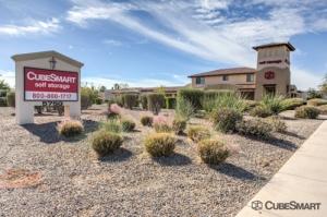 CubeSmart Self Storage - Gilbert - 5750 South Power Road Facility at  5750 South Power Road, Gilbert, AZ