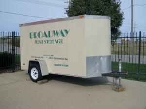 Picture of Broadway Mini Storage - Foxboro