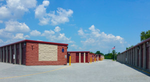 Storage Rentals of America - New Castle