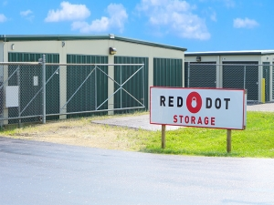 Red Dot Storage - Bloomfield Road