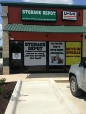 Storage Depot - San Antonio - Rigsby