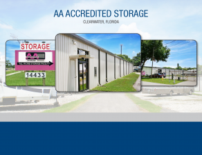 AA Accredited Storage