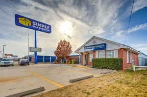 Simply Self Storage - Moore, OK - North Service Road