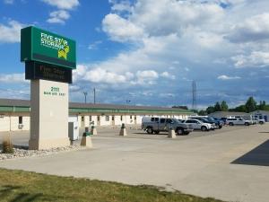 Five Star Storage - West Fargo - 2111 Main Avenue East