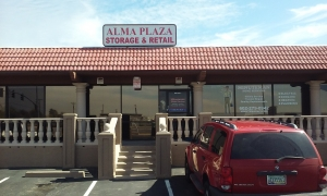 Picture of Alma Plaza Self Storage