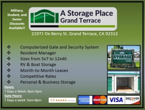 A Storage Place - Grand Terrace - Photo 5