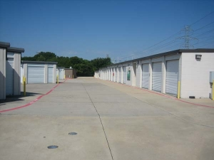 Image of Extra Space Storage - Plano - Wagner Way Facility on 6101 Wagner Way  in Plano, TX - View 2
