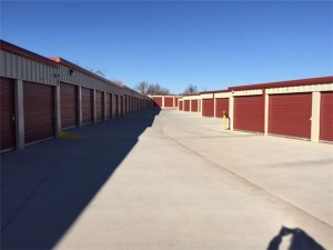 Image of Extra Space Storage - Oklahoma City - Quail Creek Rd Facility on 11033 Quail Creek Road  in Oklahoma City, OK - View 2