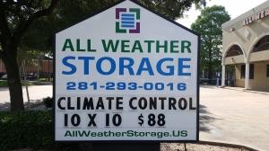 All Weather Self Storage