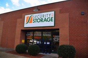 Security Self Storage - Apex