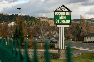 South Hill Mini Storage Facility at  3115 East 57th Avenue, Spokane, WA