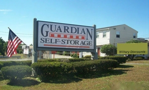 Guardian Self-Storage - Bourne