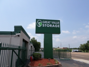 Great Value Storage - Memphis, Lamar Facility at  3951 Lamar Avenue, Memphis, TN