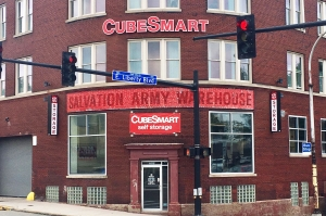 CubeSmart Self Storage - Pittsburgh - 6400 Hamilton Avenue
