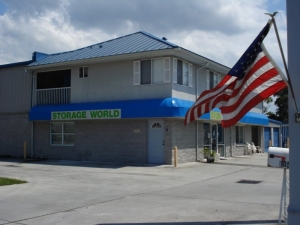 Storage World and Car Wash