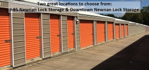 Newnan Lock Storage - Downtown
