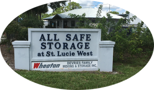 All Safe Storage - Climate Controlled Storage Facility at  440 Market Place, Port Saint Lucie, FL