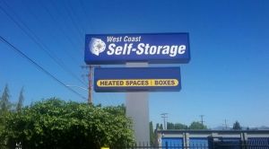 West Coast Self-Storage Monroe