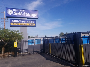 West Coast Self-Storage Monroe