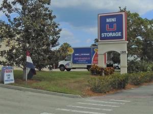 Mini U Storage - Palm Bay Facility at  1595 Port Malabar Boulevard Northeast, Palm Bay, FL