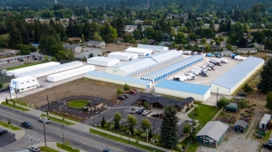 Keylock Storage - Hayden Facility at  9906 North Government Way, Hayden, ID