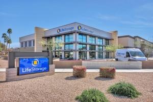 Life Storage - Scottsdale - East Acoma Drive Facility at  7301 East Acoma Drive, Scottsdale, AZ