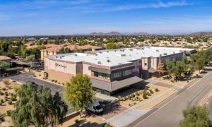 Life Storage - Glendale - West Behrend Drive Facility at  6218 West Behrend Drive, Glendale, AZ