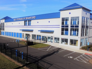 Self Storage of Branford Facility at  800 West Main Street, Branford, CT