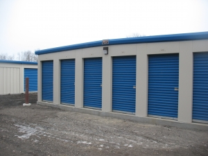 West Bridgewater Self Storage Facility at  359 Pleasant Street, West Bridgewater, MA