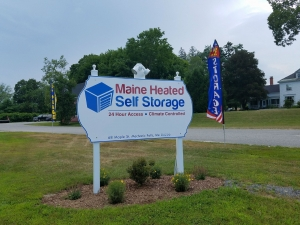 Maine Heated Self Storage Facility at  68 Maple Street, Mechanic Falls, ME